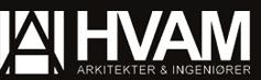 Hvam arkitekter & Ingeniører logo